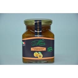Confettura extra di Albicocca 80% di frutta, 350 gr.